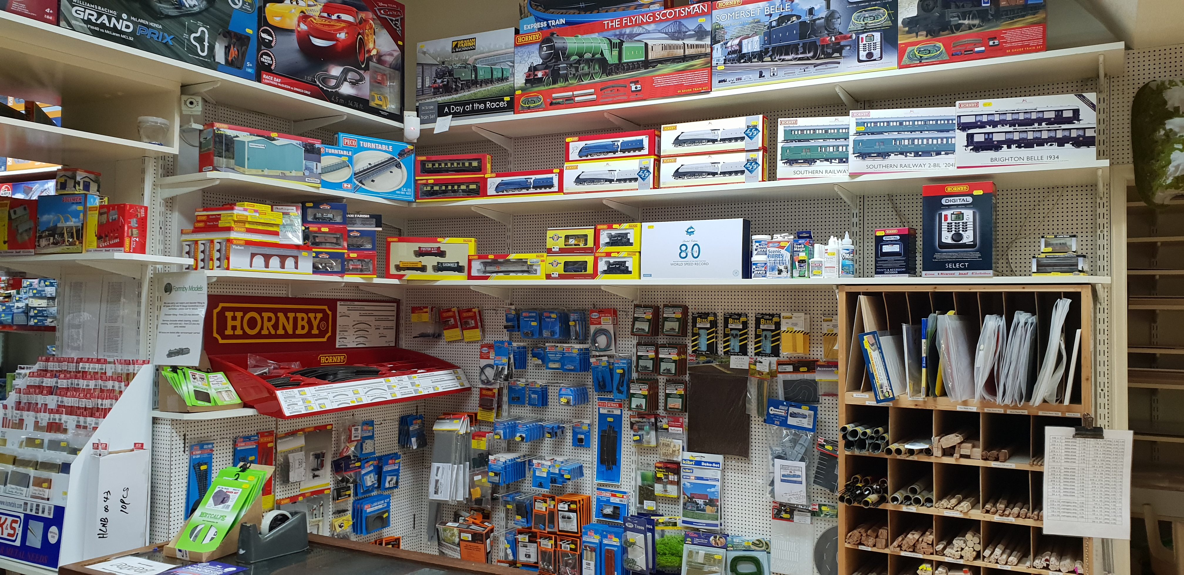 formby models shop interior 1
