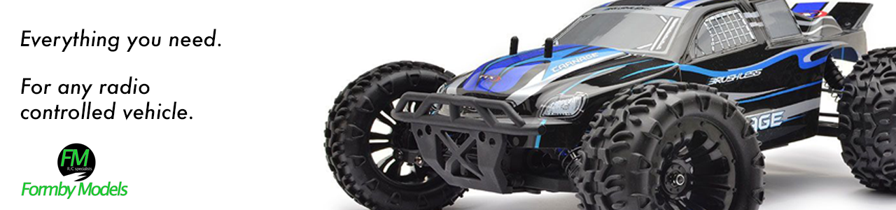 Radio Controlled vehicles