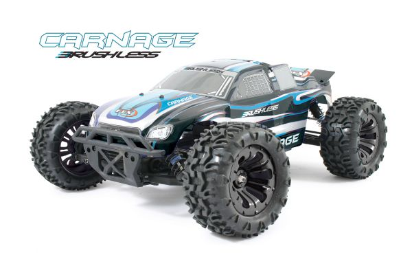 FTX Carnage 1/10 4WD Brushless Truggy RTR