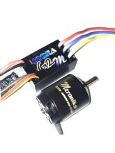 Mtroniks G2 HYDRA 15 Amp Esc and Motor (BOAT)